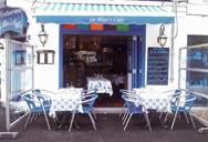 Le Blue's café