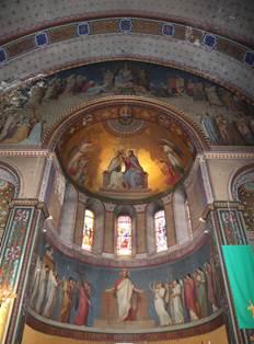 Eglise de Luchon