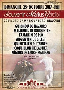 Course Camarguaise - Trophée Marius Gardiol