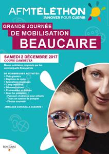 Téléthon 2017 - Beaucaire