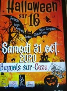 Halloween sur 16