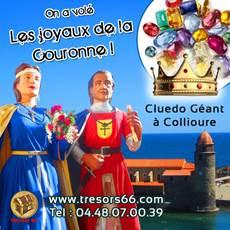 Chasse au Trésor à Collioure
