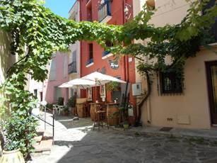Locations vacances Collioure - Location saisonnière Collioure - Hébergement CAMPS