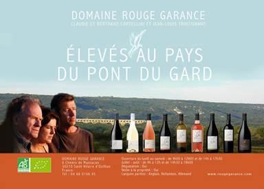 Domaine Rouge Garance - Jean-Louis Trintignan
