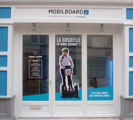 Ouverture de l'agence Mobilboard Segway à La Rochelle