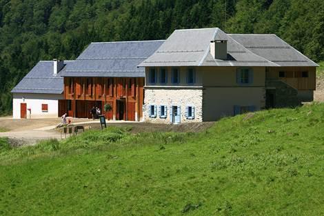 Hospice de France restauré