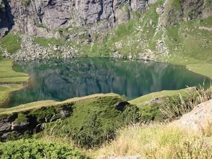 Le Lac d'Espingo