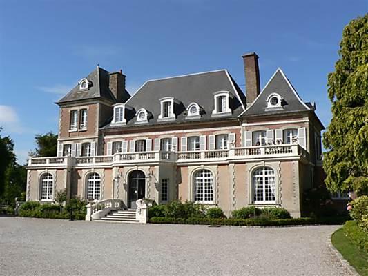 Château de Noyelles (80860)