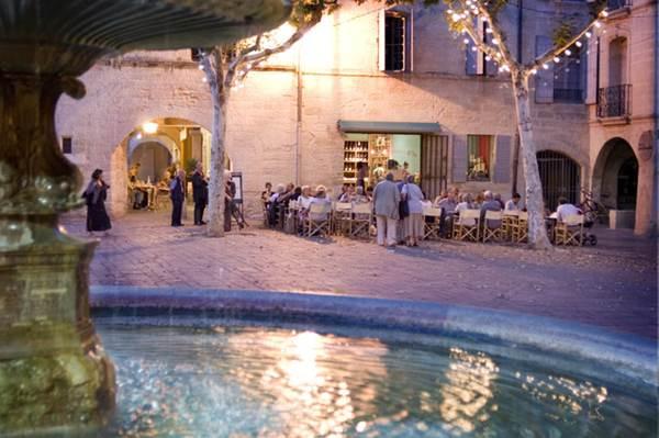 Restaurant Terroir Uzès
