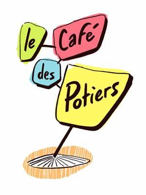 LE CAFE DES POTIERS