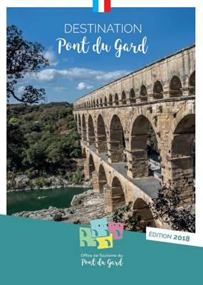 Guide touristique 2018 - Destination Pont du Gard