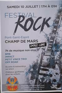 Festival Rock à Pont-Saint Esprit