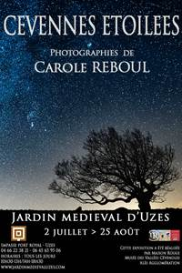 Cévennes étoilées - Photographies de Carole Reboul