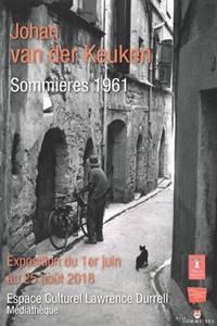 Exposition Johan Van der Keuken Sommières 1961