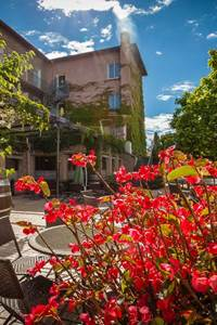 Hôtel Restaurant Les Vignes Blanches
