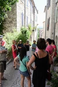 """Visite guidée - """"Sur les traces d'un village de caractère"""""""