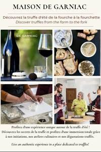 Université de la truffe - accords truffes et vins
