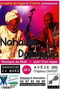 """Concert """"Nahawa Doumbia"""""""