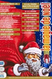 La magie de Noël à Saint-Gilles