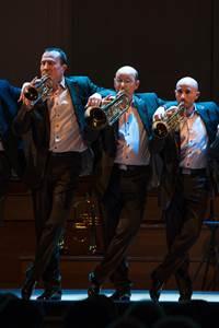 Carte blanche aux trompettes de Lyon
