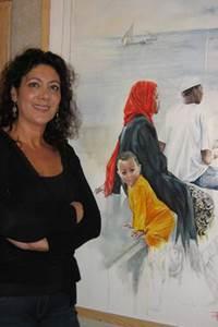 """Sonia Privat """"Zanzibar"""""""
