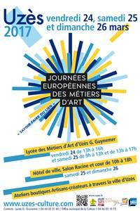 Journées européennes des métiers d'Art - Uzès