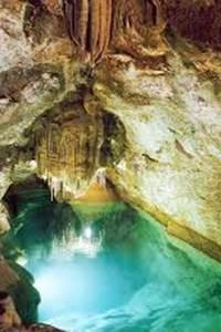 JEP: Visite de la Grotte de Trabuc