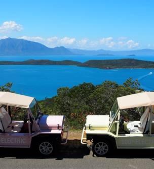 Noumea Beach Car