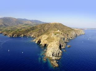 Le sentier du littoral d'Argelès à Cerbère