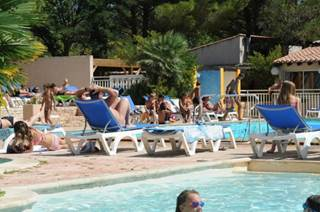 Camping Les Jardins de Tivoli