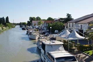 Port de plaisance de Bellegarde