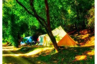 Camping le Mas de Rome & Aire naturelle