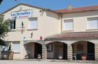 Hôtel-Restaurant Les Terrailles