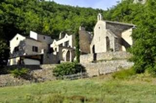 Hermitage Saint-Pierre La chambre « Donjon »