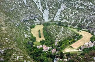 Cirque de Navacelles, Grand Site de France