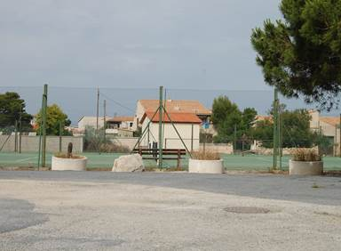 Courts Leucate Plage