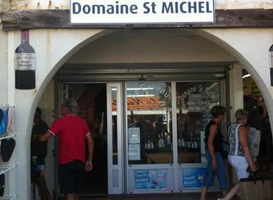 Le Caveau - Domaine St Michel