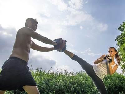 Capoeira Nova Aliança France