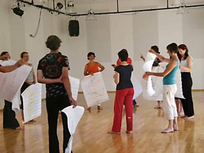 Stage de danse-théâtre
