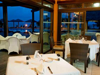 The Barringtonia - Hotel Tiéti Restaurant