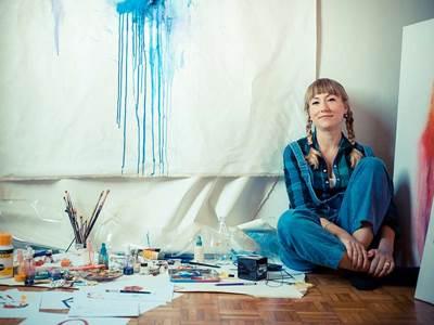 Annie Kiener Artiste Peintre