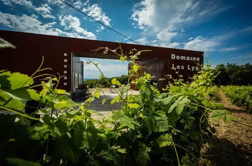 Domaine Les Lys © 2017-Hervé Leclair Asphéries-Sud de France Développement
