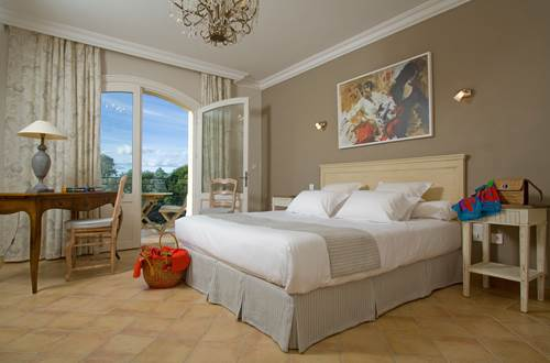 Chambre de la Villa ©
