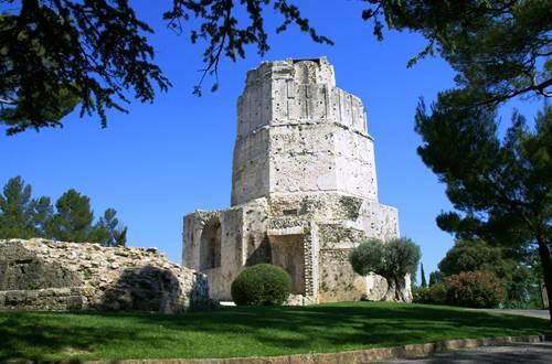 Nîmes - Tour Magne ©