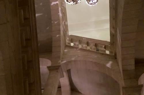 Escalier Maison d'Uzès ©