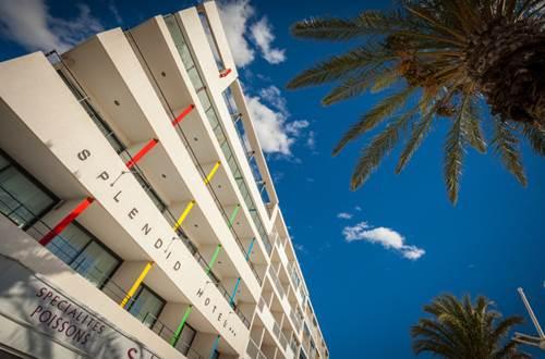 Hôtel Splendid Grau du Roi © Sud de France Développement