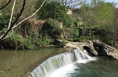 cascade du Vidourle ©