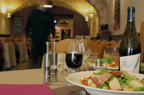 Restaurant Millezime © Restaurant Millezime
