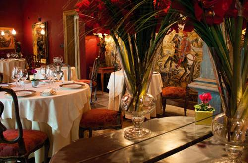 Hôtel Villa Mazarin restaurant5 ©