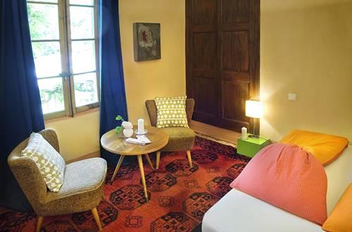 chambre du balcon la vieille maison durfort ©